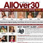 All Over 30 Original Ad