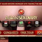 Asian Sex Diary Free Username