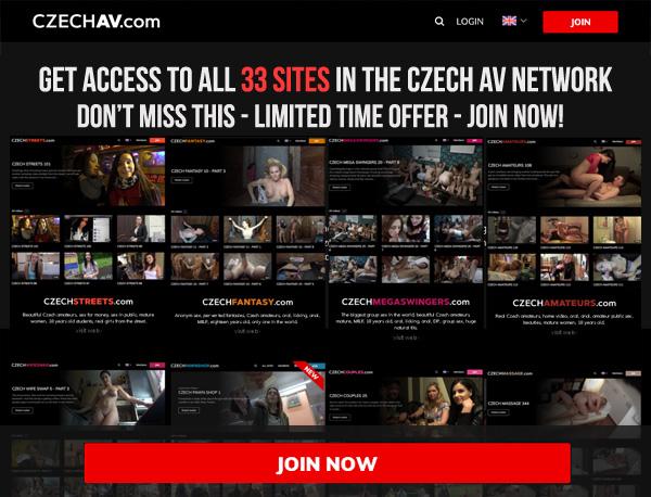 Czechav.com Free Stream