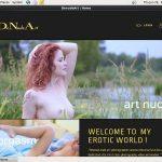 Denudeart.com Limited Discount