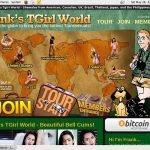 Franks T-Girl World Discount Promotion