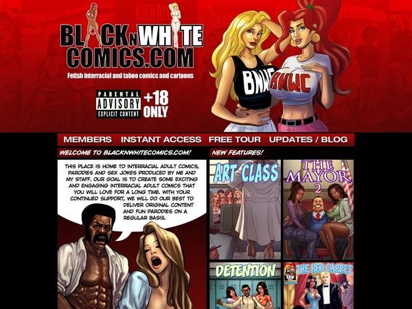 Full Black N White Comics Movies