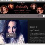 Join Amber Lily Show Paypal