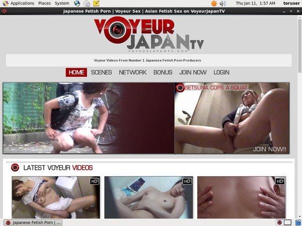 Voyeur Japan TV Tubes