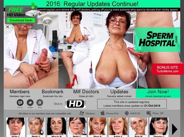 Free Spermhospital Hacked Login