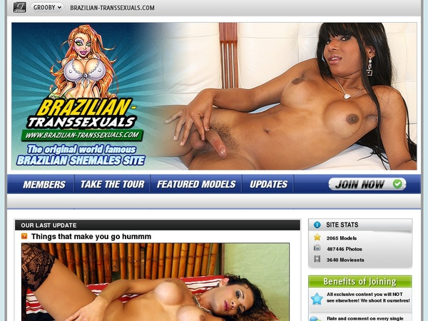 Free New Braziliantranssexuals