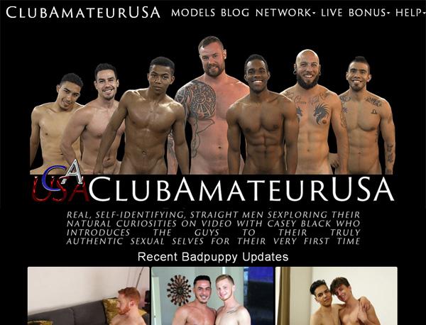 Club Amateur USA Premium Accounts Free