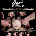 Sperm Mania Discount On