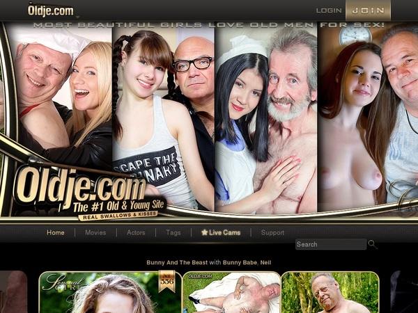 Oldje.com Live Cams