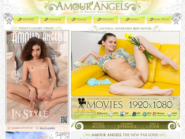 New Amour Angels Discount