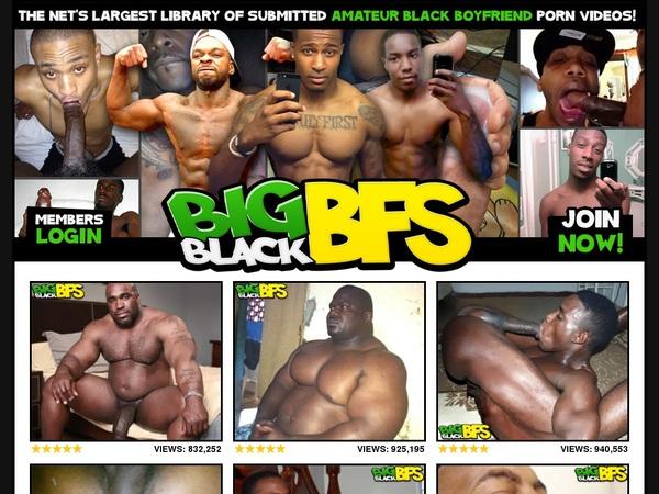 Bigblackbfs With IBAN / BIC Code