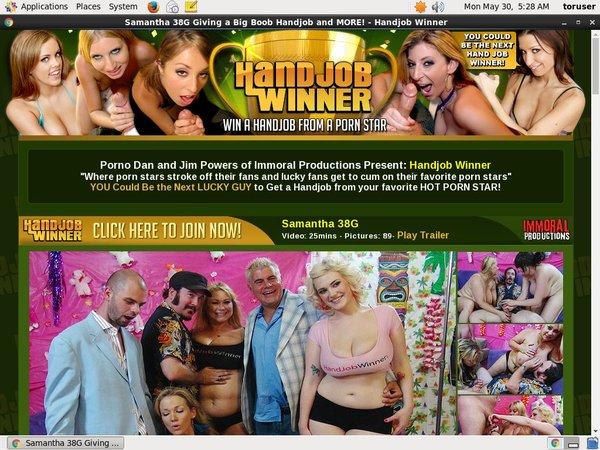 Handjobwinner.com Store