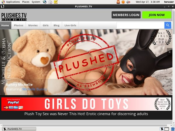 Plushies.tv Discount Site