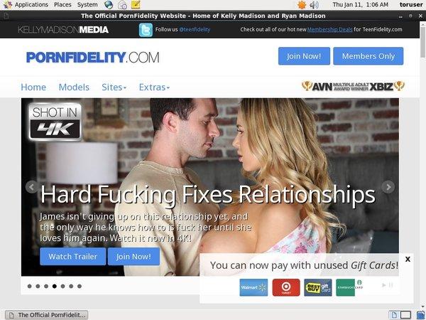 Porn Fidelity Women